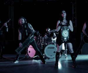 Premiere new song and music video on Revolver Magazine!