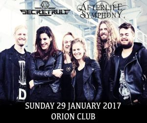Direct Support to Delain!