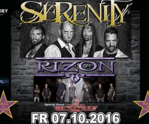 Opening Act for Serenity!