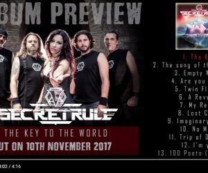"The pre-order of ""The Key to the World"" is open!"