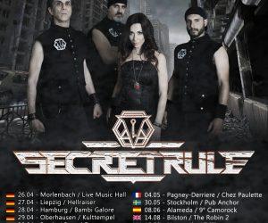 THE ENDLESS EUROPEAN TOUR ANNOUNCED!